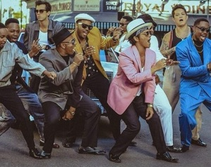 Bruno Mars Uptown Funk: My song of the week!