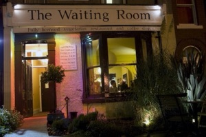 The Waiting Room in Eaglescliffe is one of the best Vegetarian restaurants in the UK