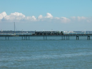 The Solent and Hythe Ferry